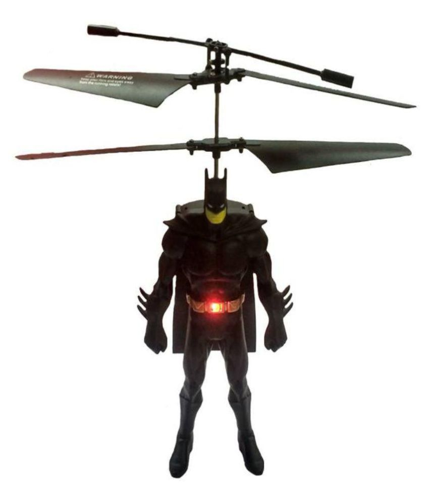 Darling Toys Sensor Controlled by Palm Batman Helicopter