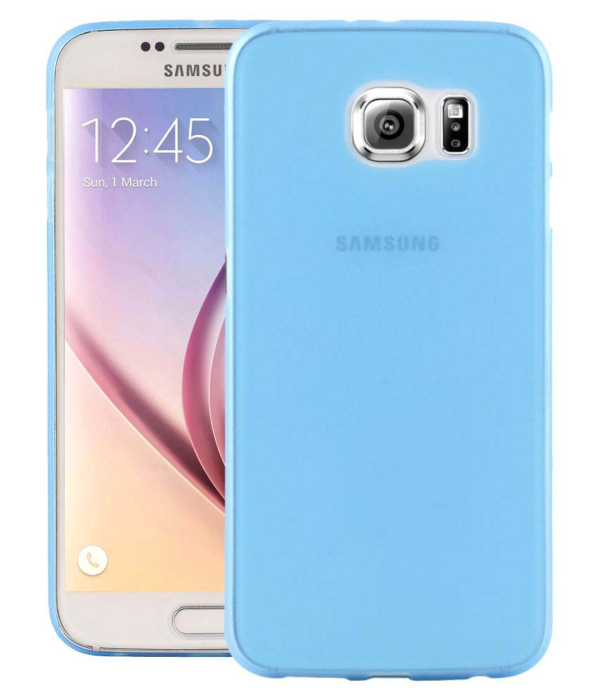 Samsung Galaxy S6 Cover by Cubix - Blue