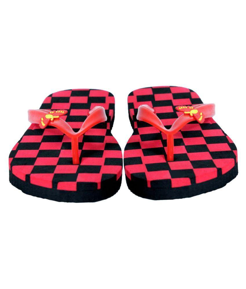 Zasmina Red Slides