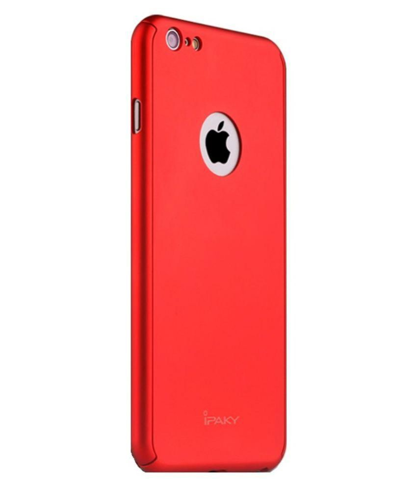 best website 1e8d3 4f394 Apple iPhone 4S Cover by Rahul Enterprises - Red