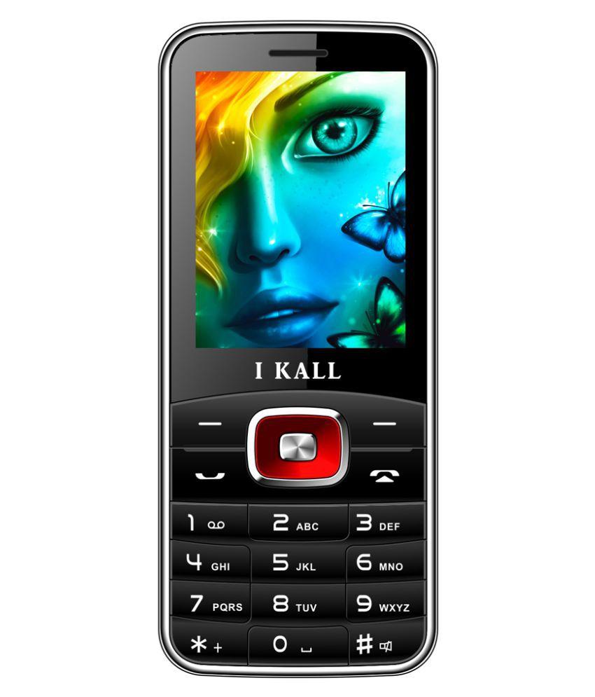 I Kall K41 4GB and Below Black