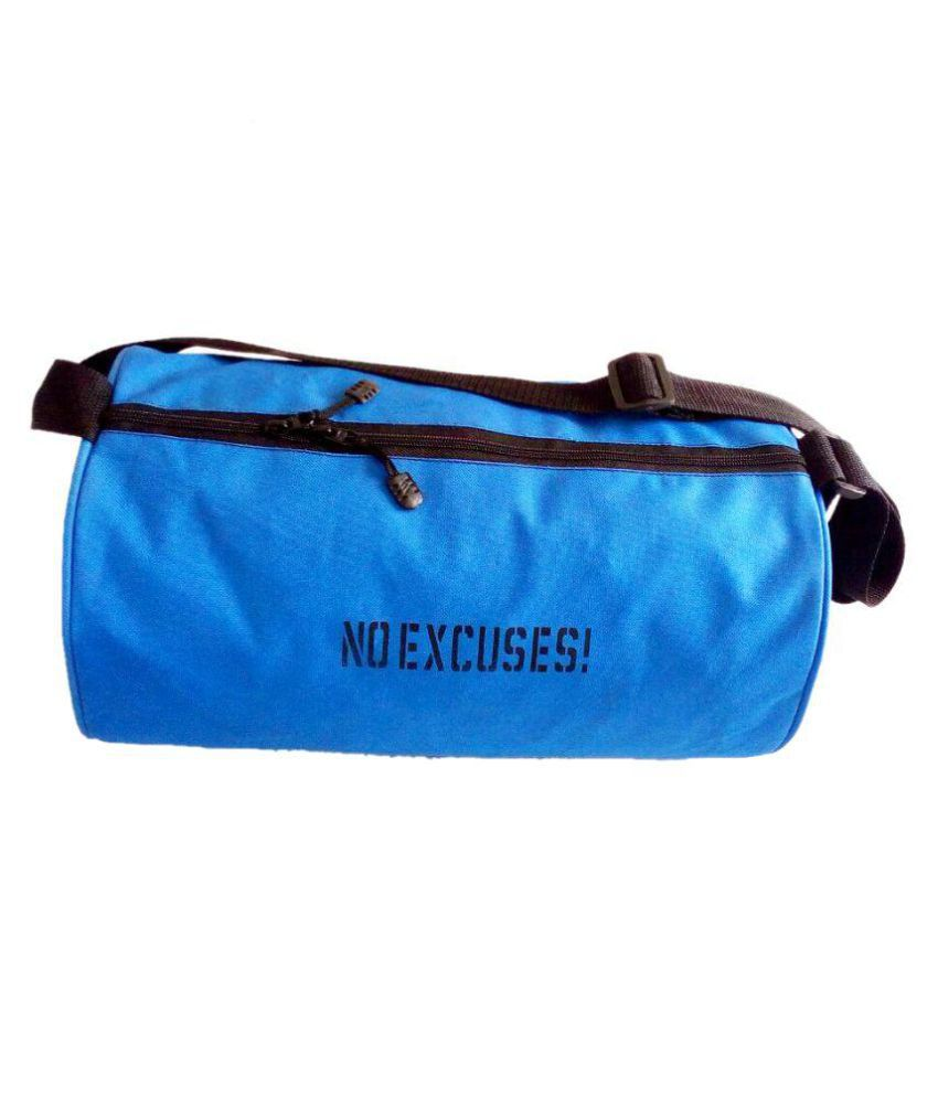 Saturn Blue Gym Bag
