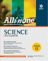 All In one SCIENCE CBSE Class 9th Term-II