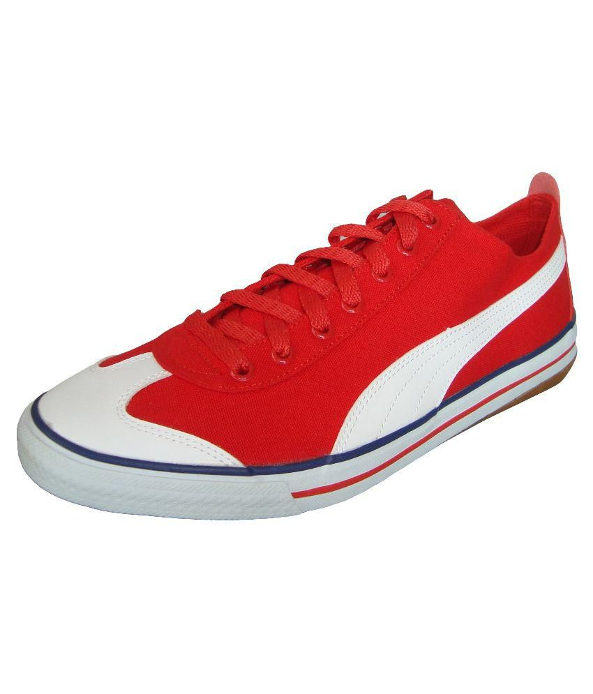 03cfc3897a0 Puma 917 Fun IDP H2T Sneakers Red Casual Shoes - Buy Puma 917 Fun IDP H2T Sneakers  Red Casual Shoes Online at Best Prices in India on Snapdeal