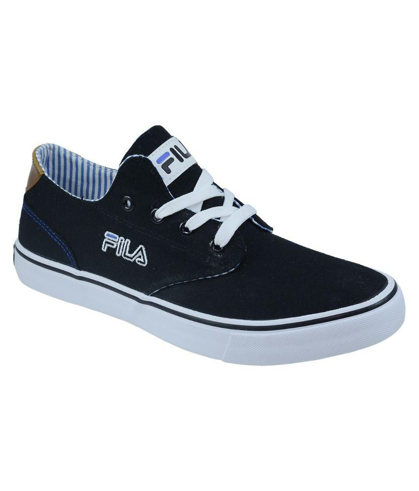 5355d9ea3133 Fila Farli Walk Plus 4 Sneakers Black Casual Shoes - Buy Fila Farli Walk  Plus 4 Sneakers Black Casual Shoes Online at Best Prices in India on  Snapdeal