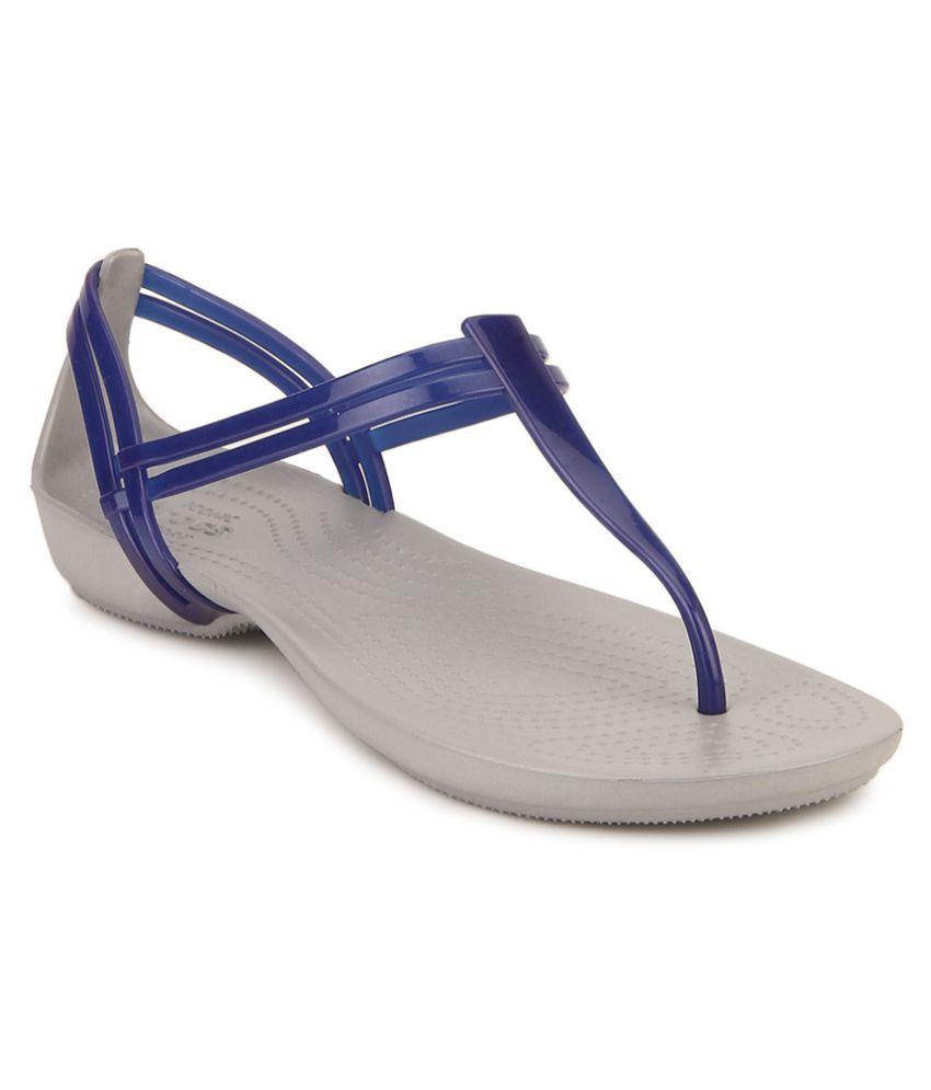 Crocs Purple Heels