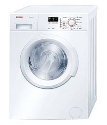 Bosch 6 Kg WAB16060IN Fully Automatic Front Load Washing Machine White