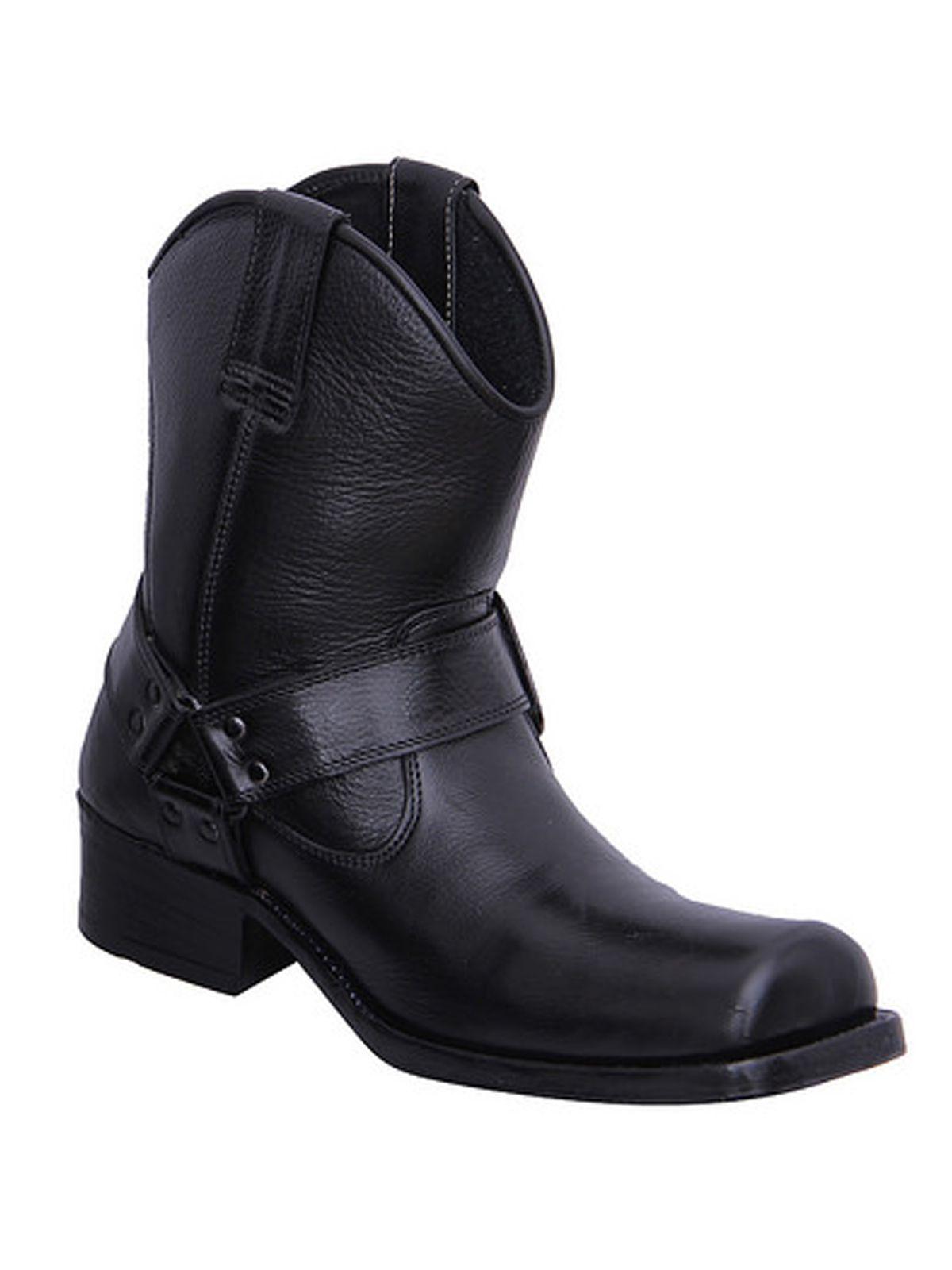 Zardozi Shoes Black Casual Boot