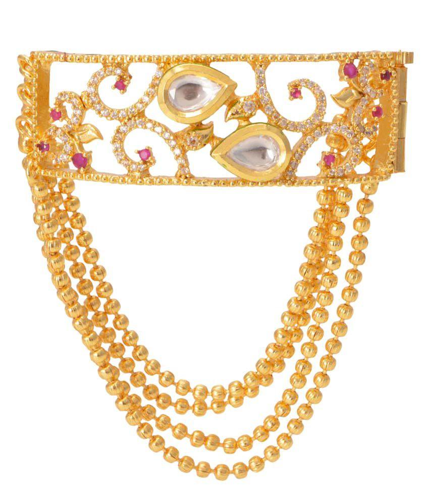 Maisha Golden Bracelet