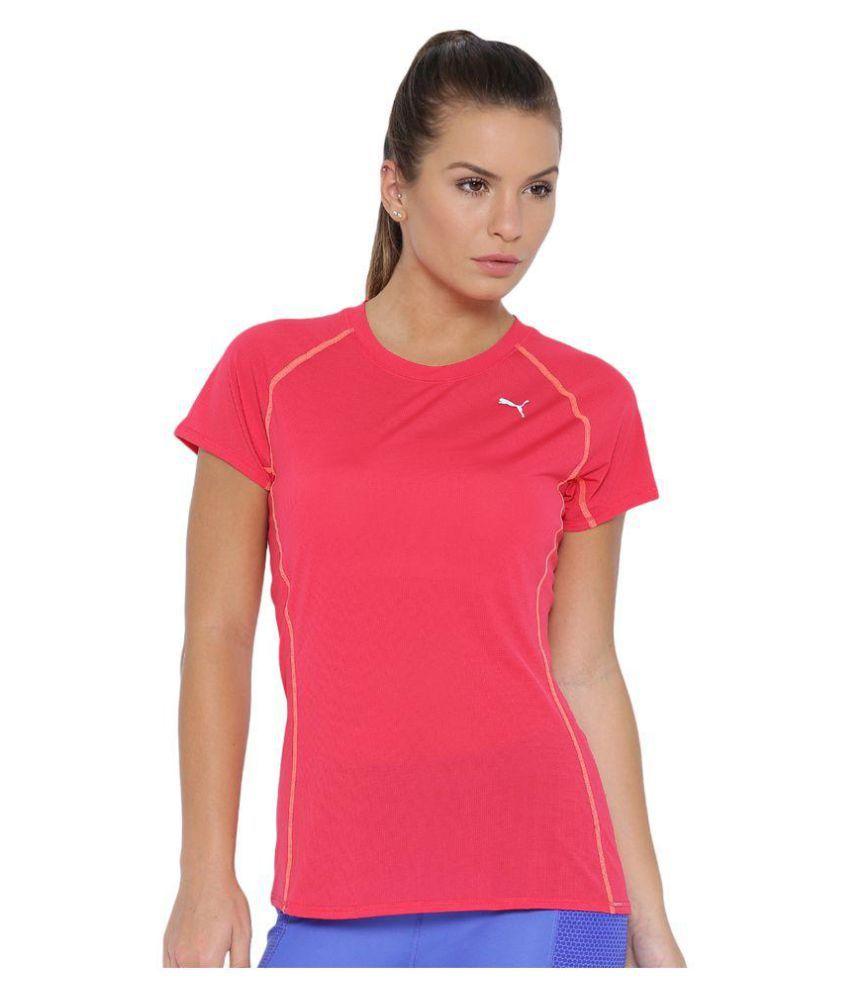 Puma Pink T-Shirt