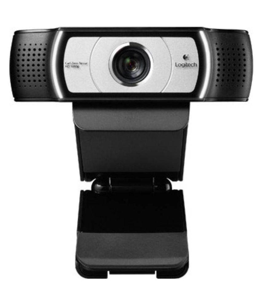 Logitech C930e 3 MP Webcams