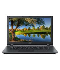 Acer Aspire ES1-521 Notebook (NX.G2KSI.010) (AMD APU A4- 4 GB RAM- 1 TB HDD- 3...