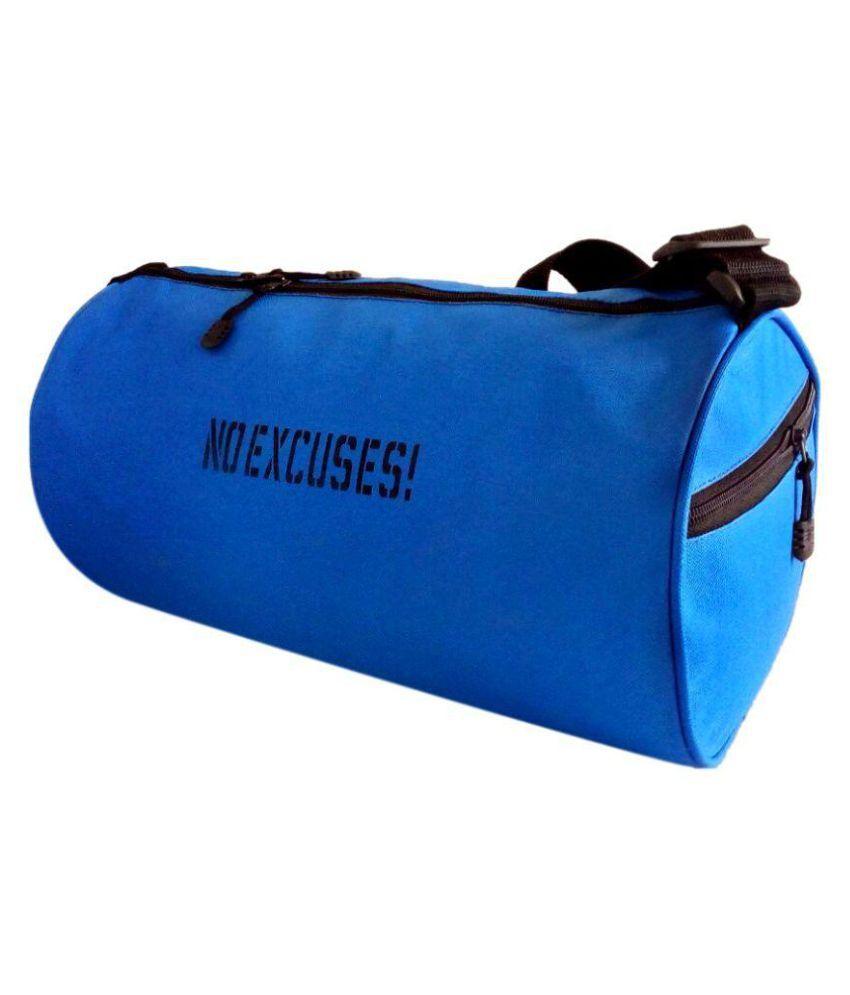 SATURN Royal Blue Gym Bag