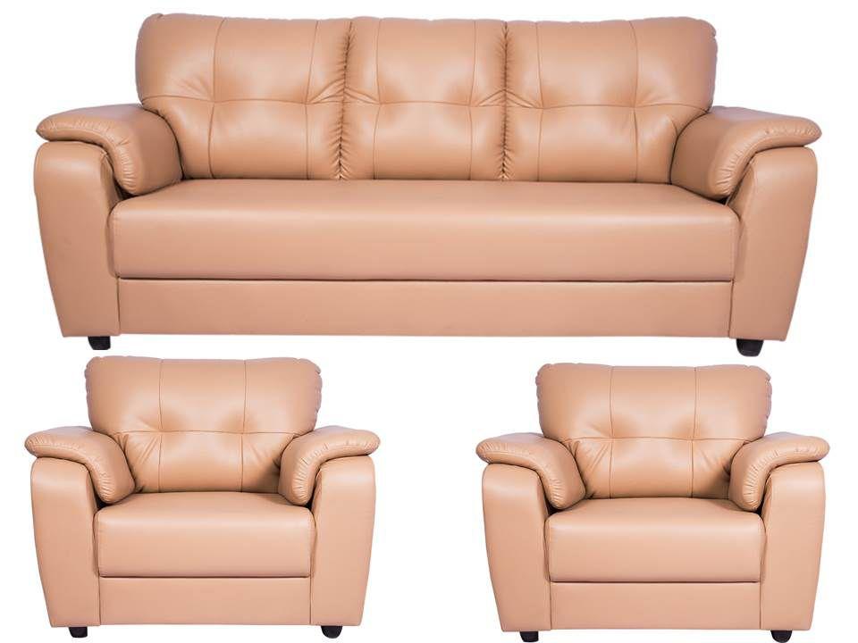 Wood Mark Nepton 3+1+1 Sofa Set ...