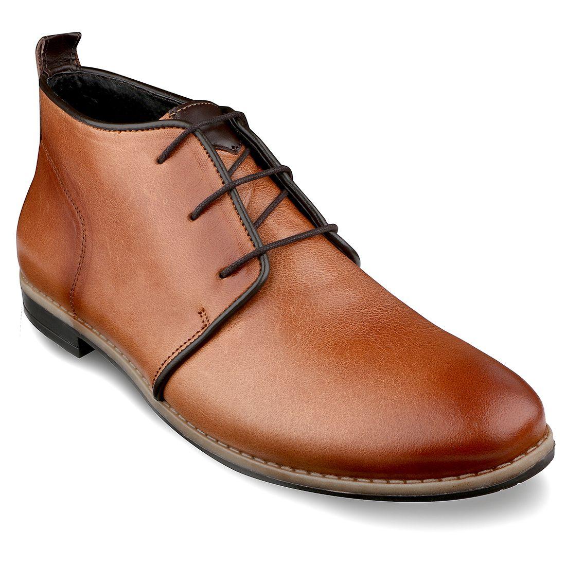 Escaro Brown Chukka boot