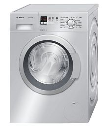 Bosch 6.5 WAK20167IN Fully Automatic Front Load Washing Machine Silver