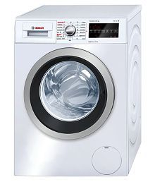 Bosch 7.5 WVG30460IN Fully Automatic Front Load Washing Machine White
