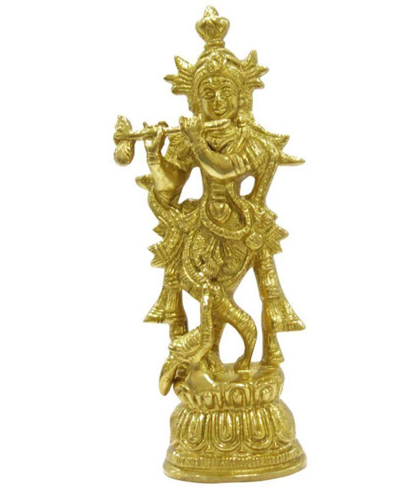 Arghyam Krishna Brass Idol