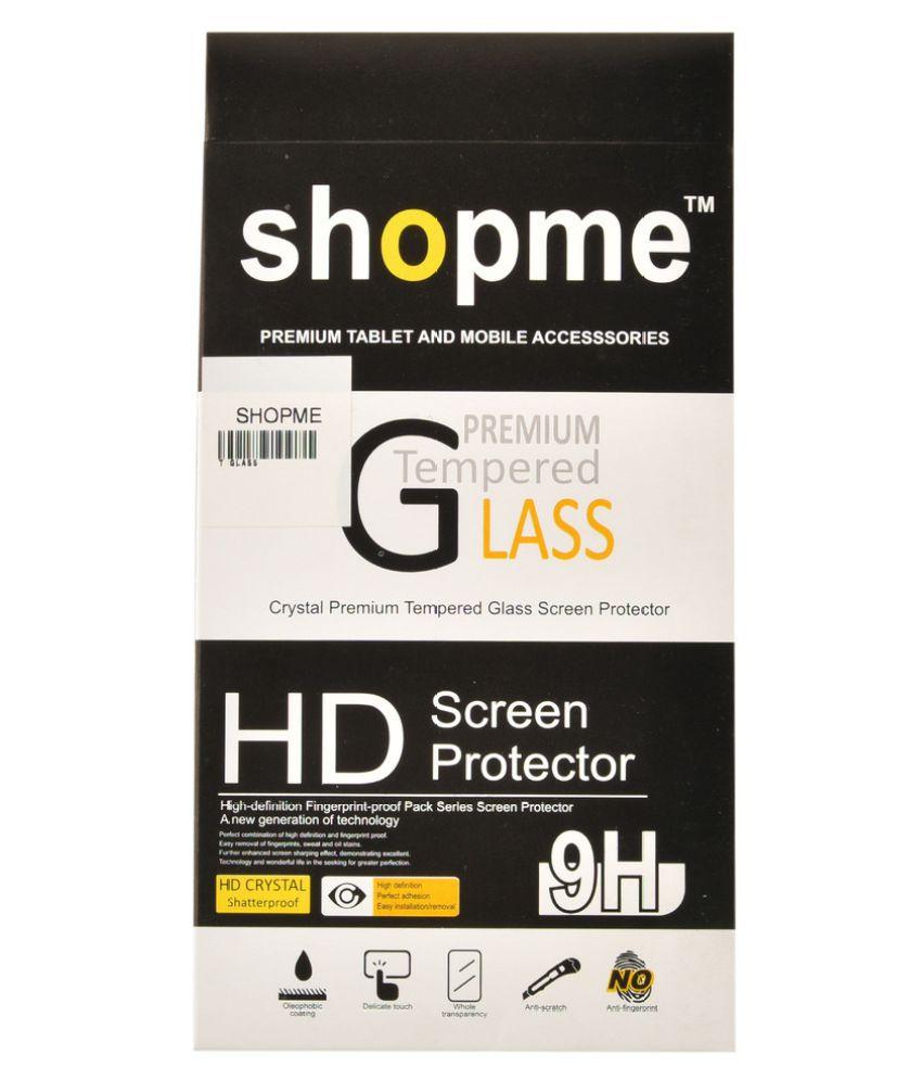 Lava Iris X5 4G Clear Screen Guard By Shopme