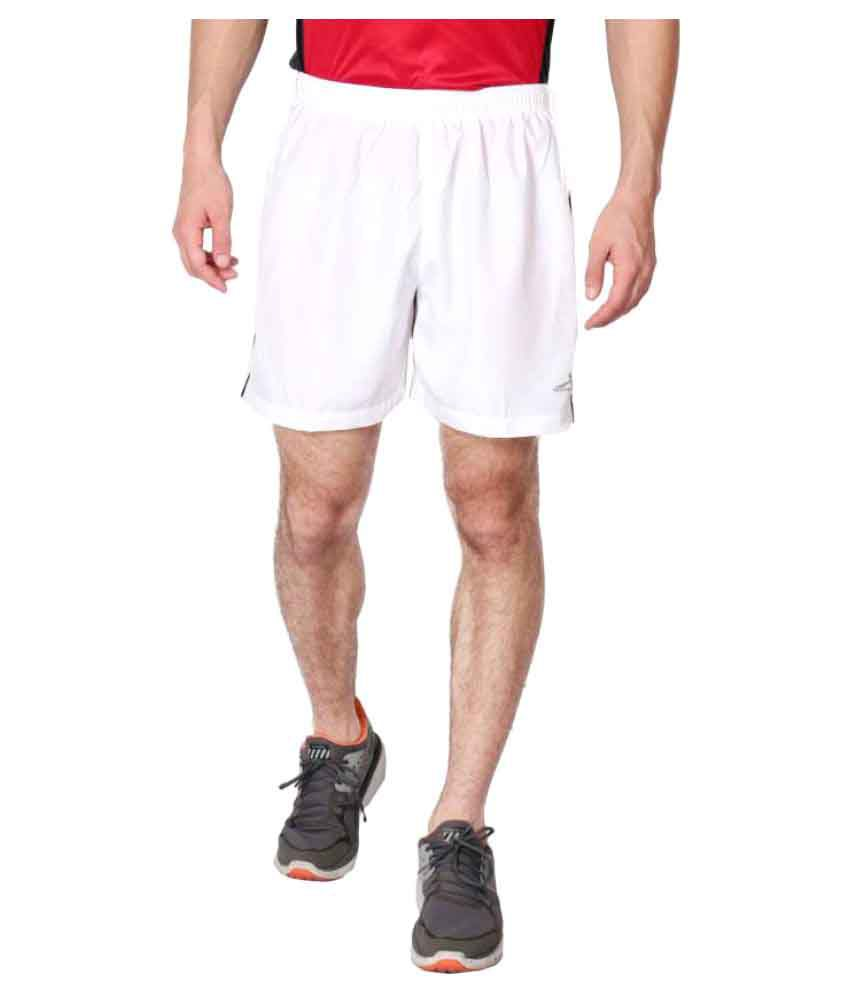 Vector X White Shorts