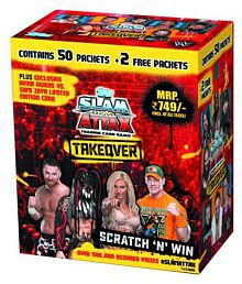 Topps Multicolour Slam Attax Takeover Carry Box