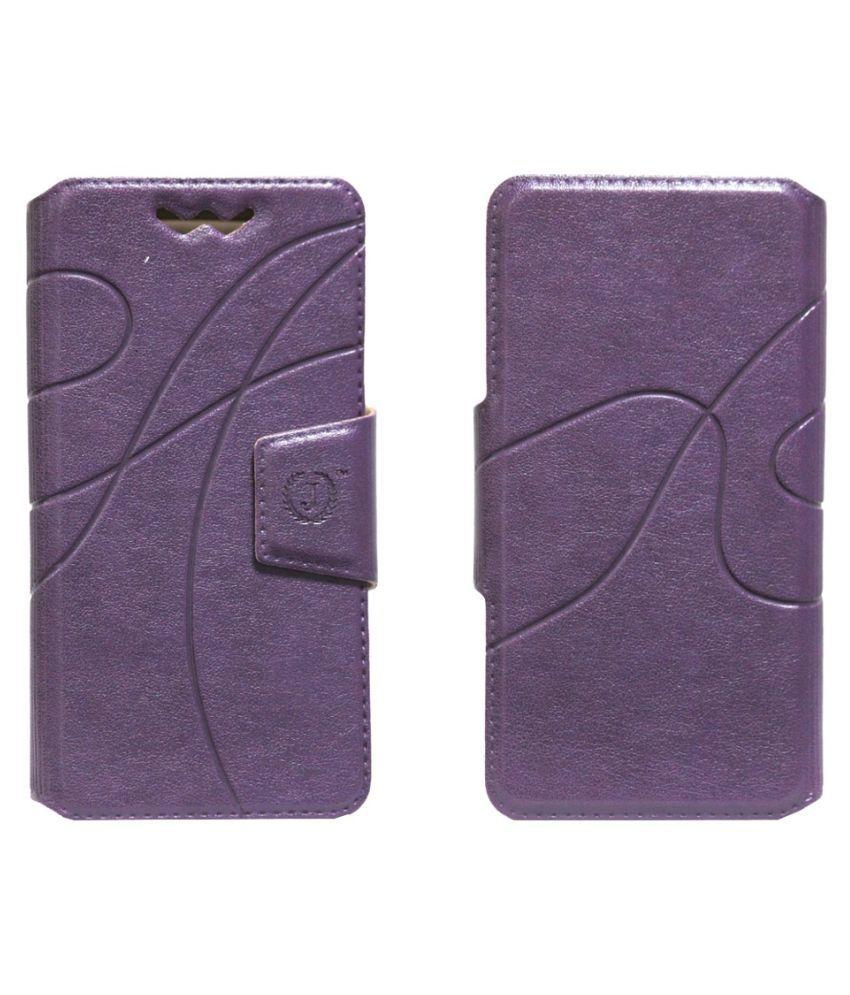 Asus Zenfone C Flip Cover by Jojo - Purple