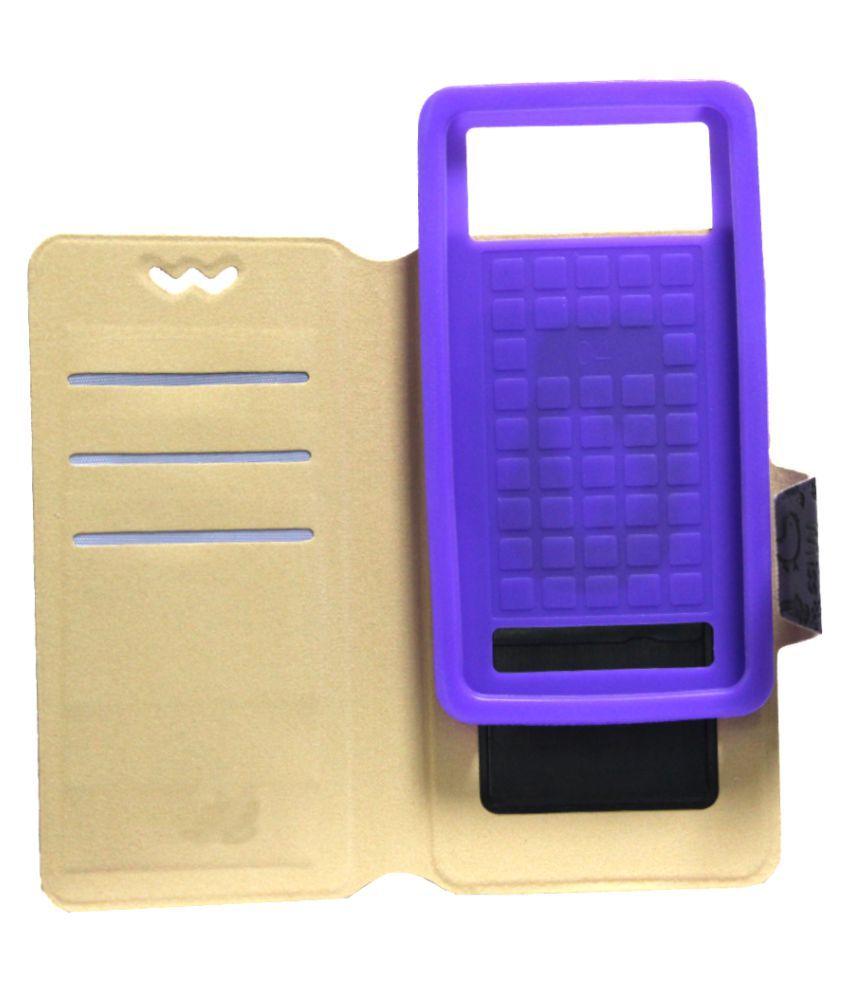 the best attitude eff7c 2974a Asus Zenfone C Flip Cover by Jojo - Purple - Flip Covers Online at ...