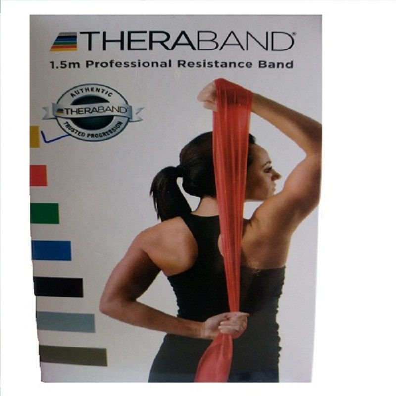 TheraBand 1.5m Professional Resistance Band