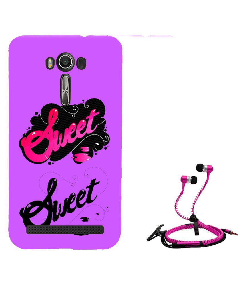 Asus Zenfone 2 Laser Ze500Kl Cover Combo by Style Crome