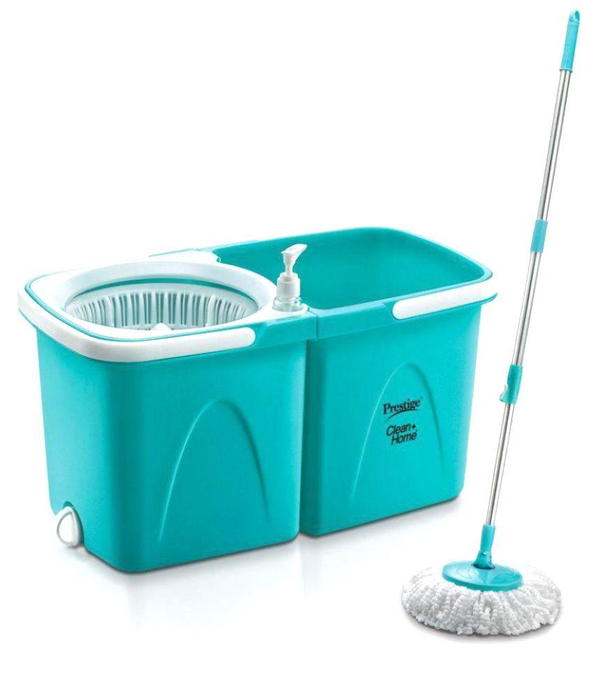 Prestige PSB Green Double Bucket Mop Durable: Buy Prestige PSB Green ...