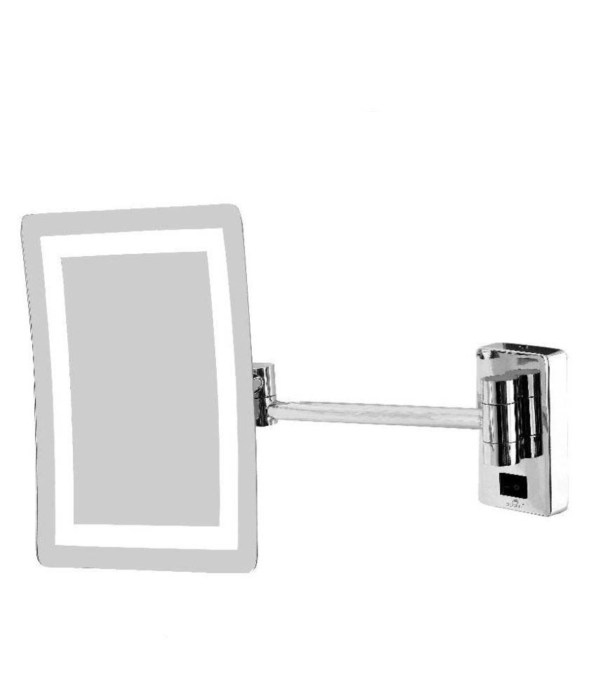 Buy Dolphy Frameless Wall Mounted Led Lighted Magnifying