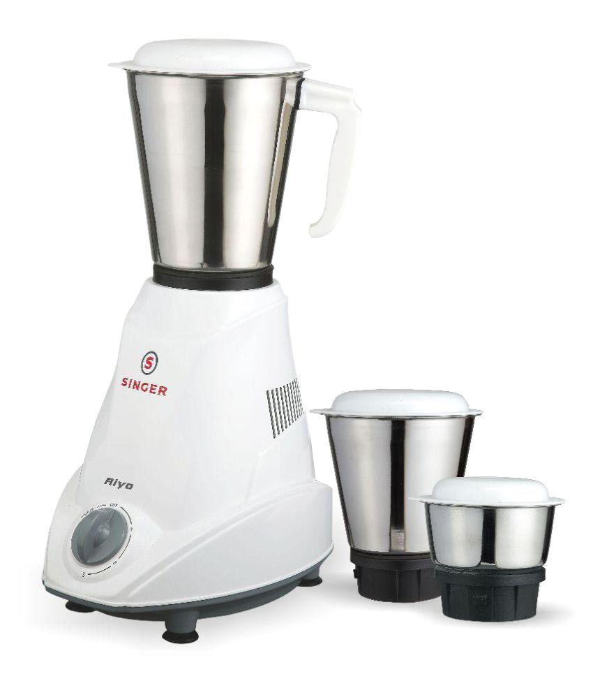 Singer-Riyo-500W-3-Jar-Mixer-Grinder