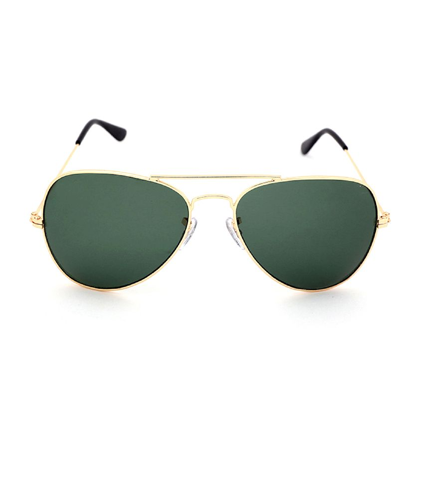 golden frame aviator sunglasses  Elligator Golden Frame Aviator Sunglass - Buy Elligator Golden ...
