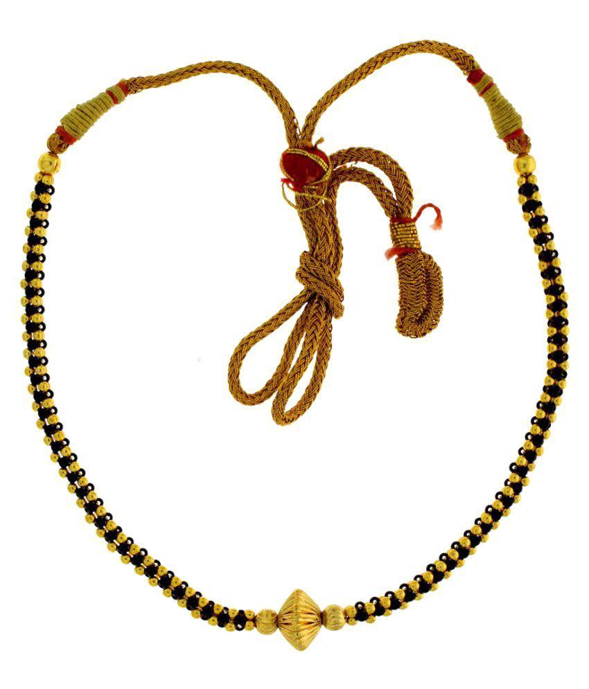 Anuradha Art Multicolour Necklace