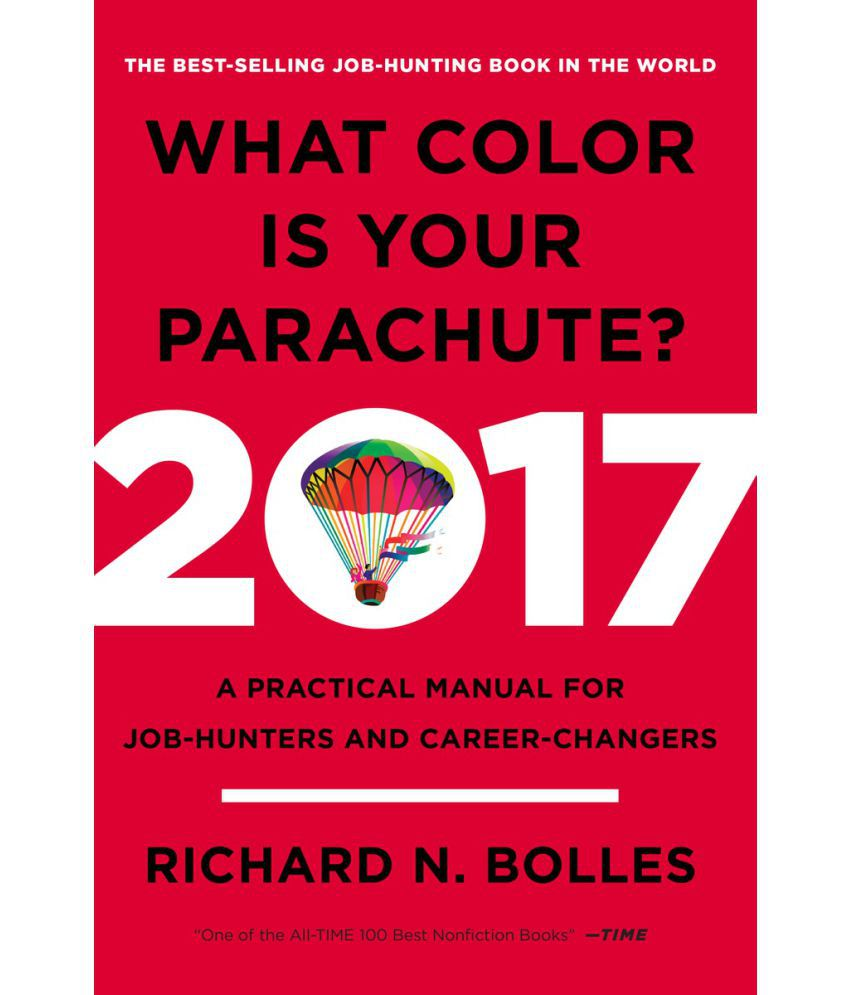 Beautiful Book What Color Is Your Parachute Composition - Coloring ...