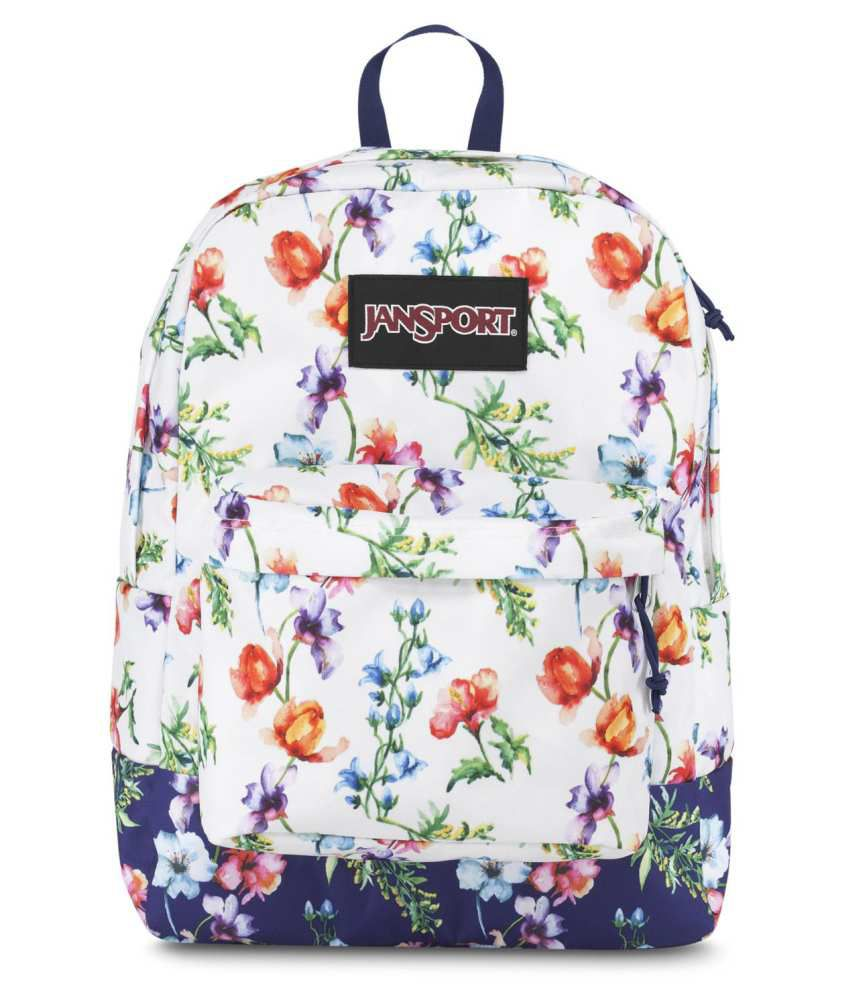47680147c JanSport Multicolor Backpack available at SnapDeal for Rs.1999