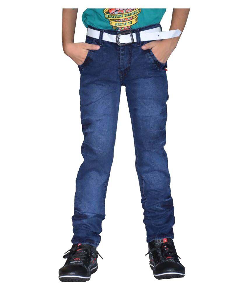 553f3668b2b Tara Lifestyle slim fit Denim jeans pant for kids-boys jeans pant -  9001-VSNV - Buy Tara Lifestyle slim fit Denim jeans pant for kids-boys  jeans pant ...