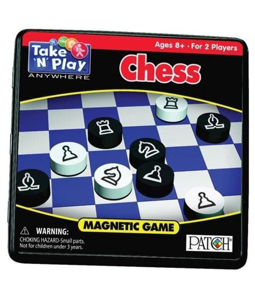 Chess - Take N Play Anywhere Game