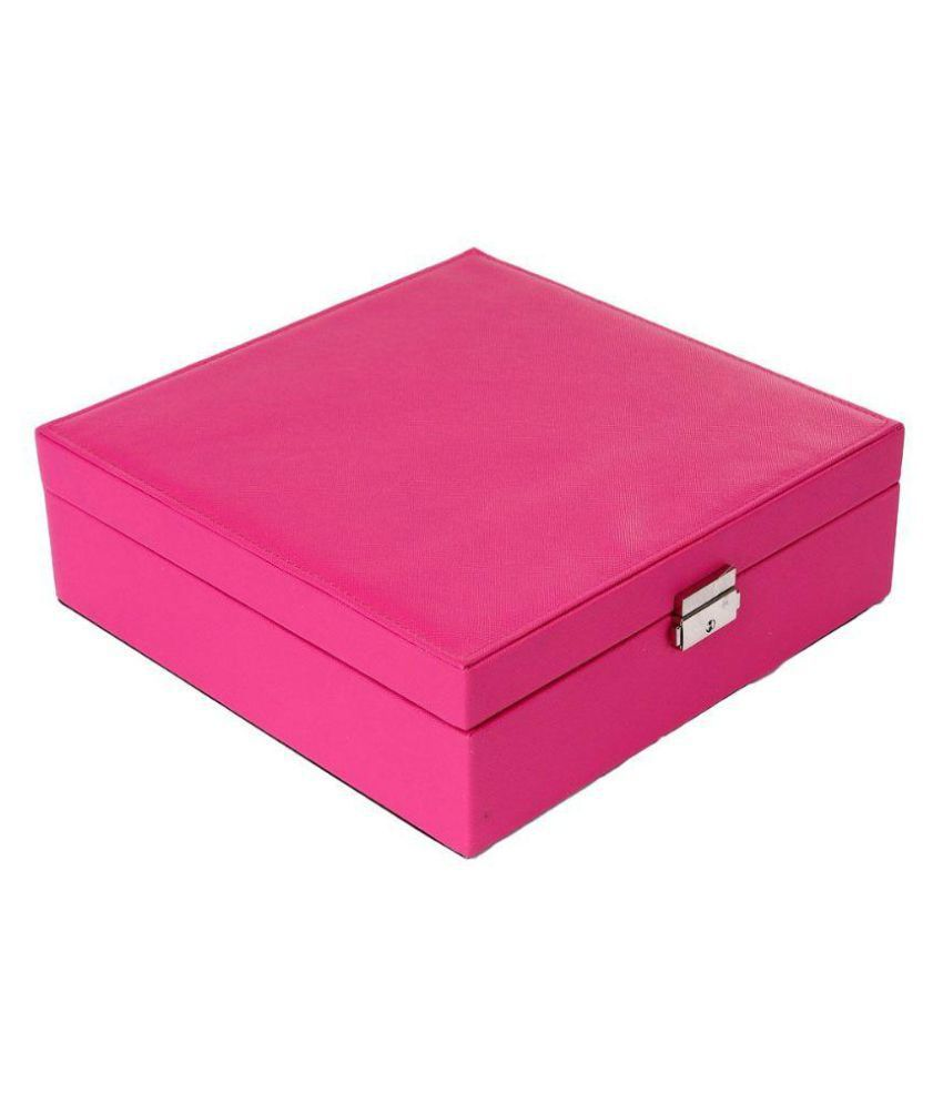 UberLyfe Jewellery Box - Pink
