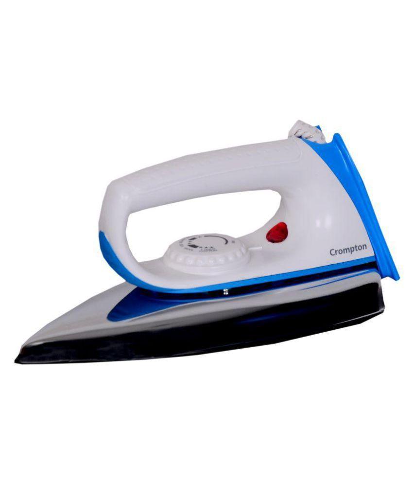 Crompton Greaves CG - ED Plus Automatic Electric Iron Dry Iron White