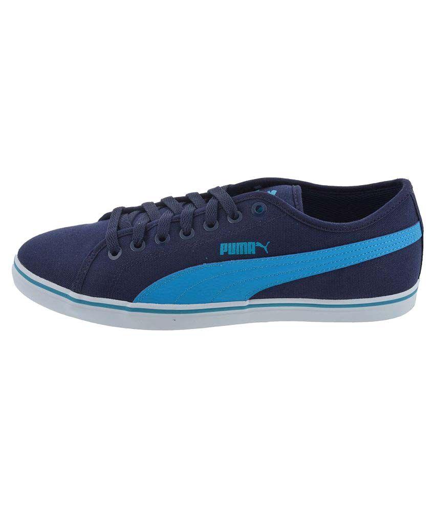 Puma Elsu v2 CV DP Sneakers Navy Casual Shoes - Buy Puma Elsu v2 CV ... 98c016037