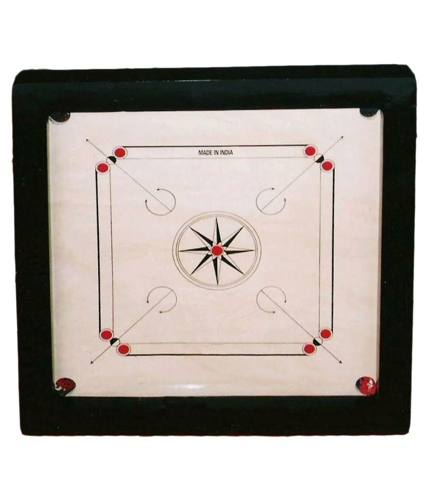 Raisco 32 Inch Full Carrom Board available at SnapDeal for Rs.1800