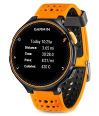 Garmin Forerunner 235 Orange Smart Watches