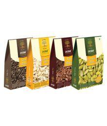 OOSH Seed Combo Pack Regular Hemp Seeds Natural 900 Gm Pack Of 4