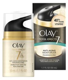 Olay Importedtotal Effects 7 In One Anti Aging Moisturizer Fragrance Free