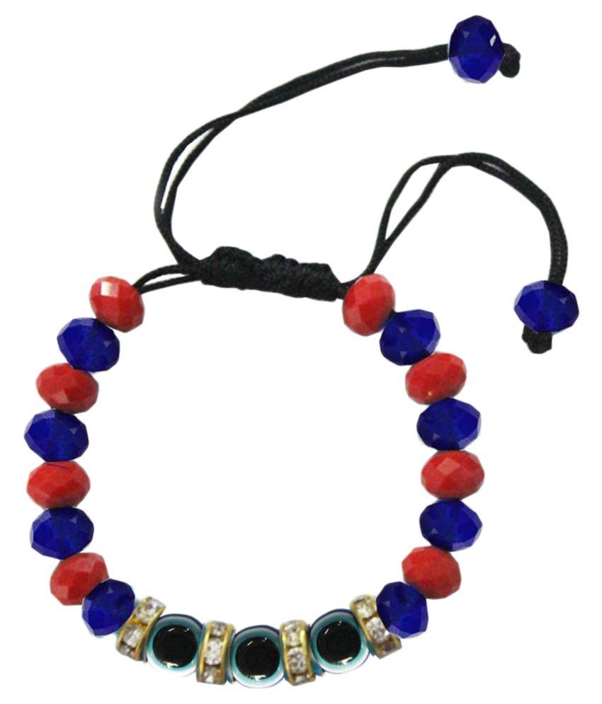Mens Jewell Multicolour Bracelet