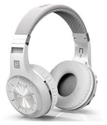 Bluedio HT (Shooting Brake) White Over Ear Wireless Headphones With Mic White