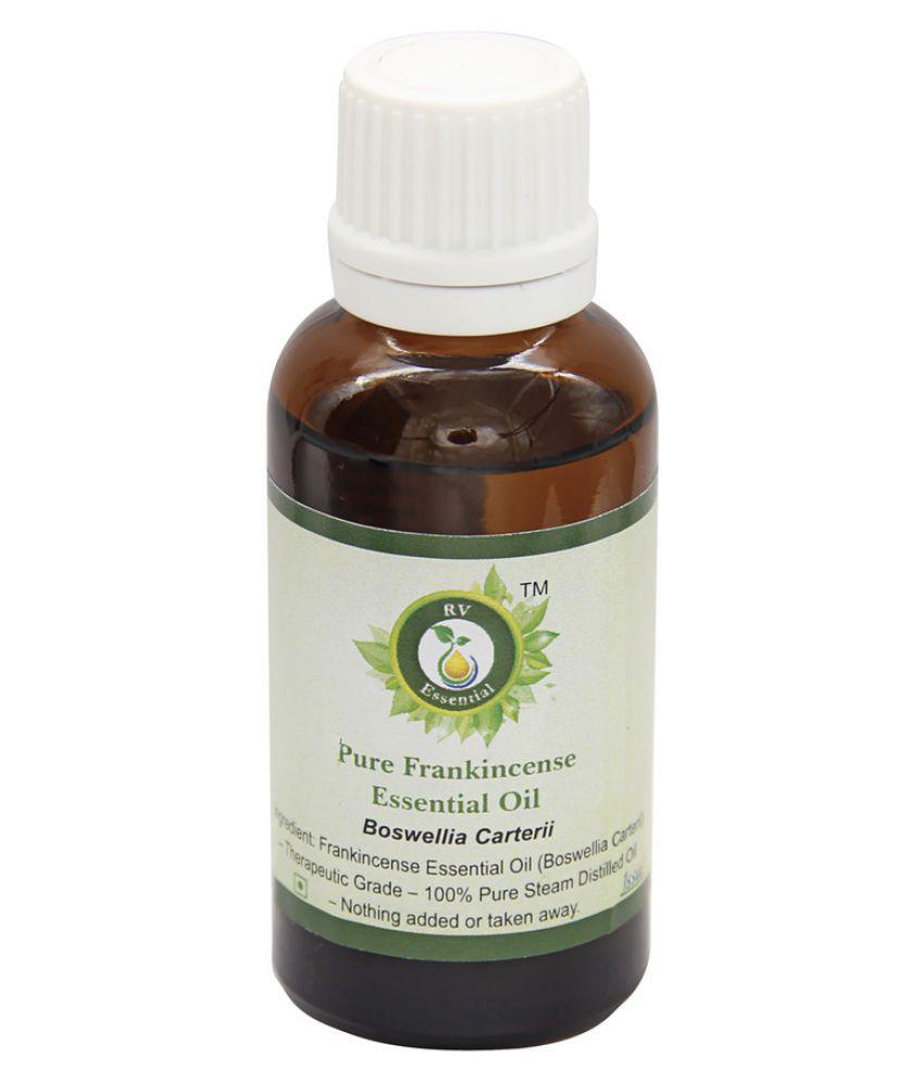 R V Essential Pure Frankincense Essential Oil 15ml- Boswellia Carterii