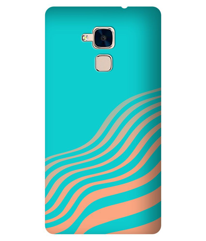 Huawei Honor 5C Printed Cover By SWAGMYCASE