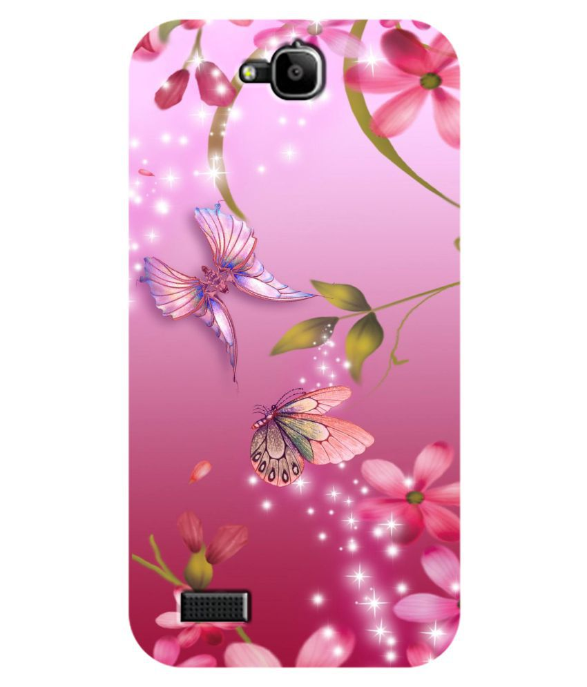 Huawei Honor Holly Printed Cover By SWAGMYCASE
